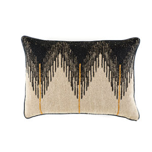 Mc Project Store Elitis Coussin Josephine Deep Black 1