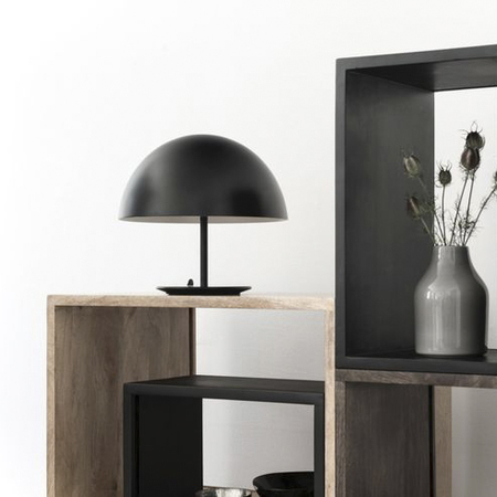 Mc Project Store Mater Baby Dome Lamp Black 3