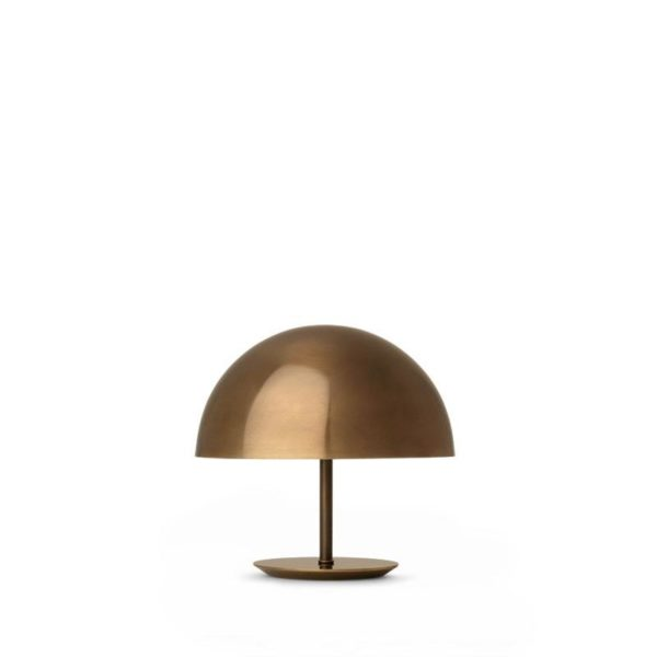 Mc Project Store Mater Baby Dome Lamp Brass 1