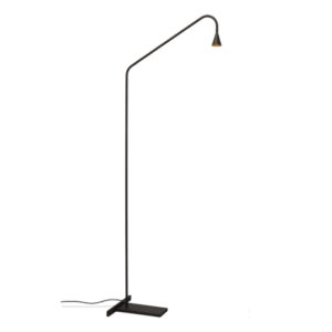 Mc Project Store Trizo 21 Austere Floor Lamp Gunmetal 1