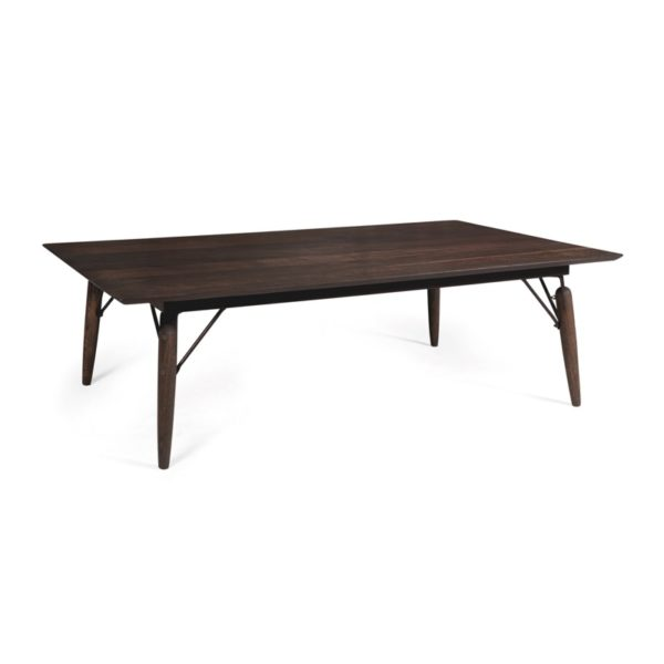 Mc Project Store Maries Corner Springfield Coffee Table 140 90 Roasted Oak 1