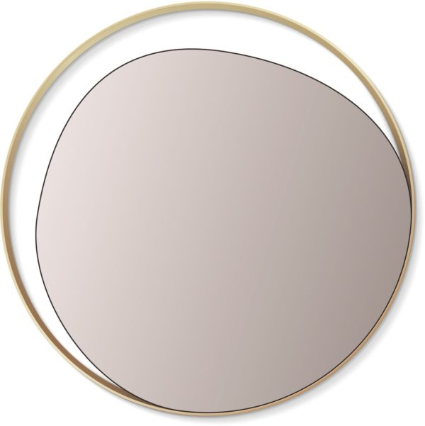 Mc Project Store Red Miroir Ellipse Cuivré 80 1