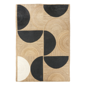 Maries Corner Project Store Tapis Rocky Black 1