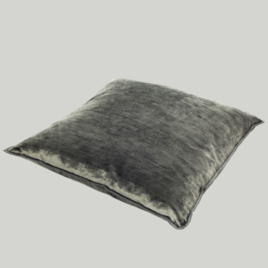 Mc Project Store The Organic Sheep Heavenly Mulberry Cushion Velvet Grey 1
