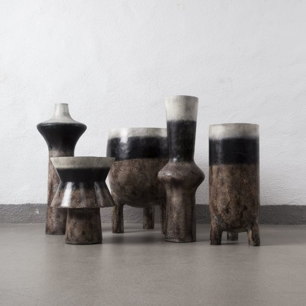 Mc Project Store 101 Gallery Vase Grey Brown 39 4