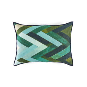 Mc Project Store Elitis Coussin Woody Turquoise 2