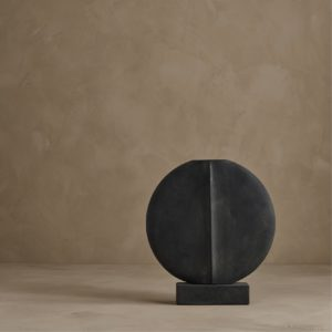 Mc Project Store 101 Copenhagen Vase Guggenheim Mini Dark Grey 1