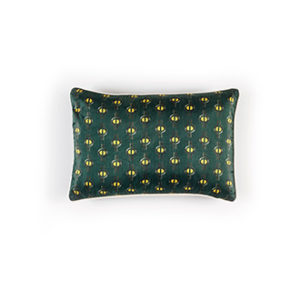 Coussin Soie Lucerama Obsidian 30x45cm Marie's Project Store 3