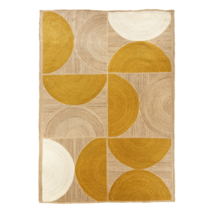 Maries Corner Project Store Tapis Rocky Banane 1