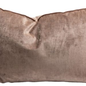 Mc Project Store Coussin Velours Royal Terracotta
