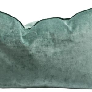 Mc Project Store Coussin Velours Royal Veronese