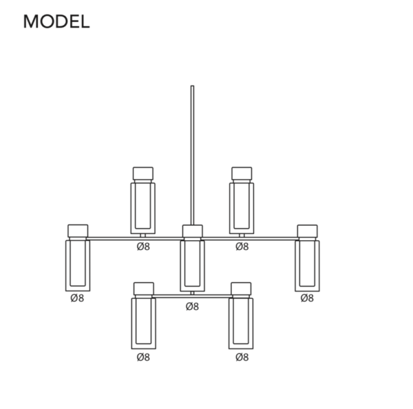 Mc Project Store Tooy Suspension Lamp Osman 560.12 4