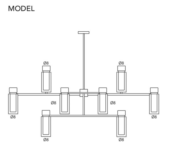 Mc Project Store Tooy Suspension Lamp Osman 560.17 5
